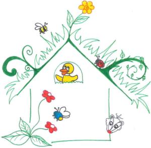 Kinderkrippe Ruehen Logo