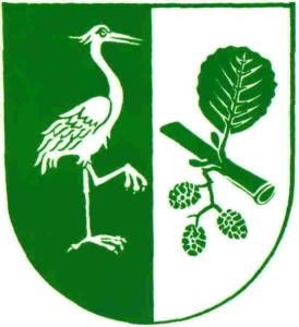 Gemeinde Parsau - Wappen