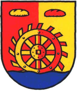 Gemeinde Tiddische - Wappen